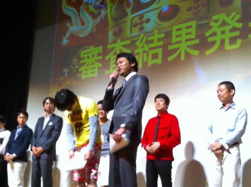 第1回優勝者は山本直人さん(難題解決ファシリテーター)!おめでとうございます!!